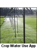 Crop Water Use App (CWU)