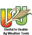 Useful to Usable Ag Weather Tools